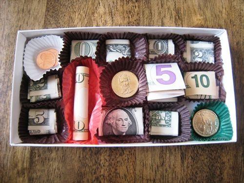 money gift for Xmas!