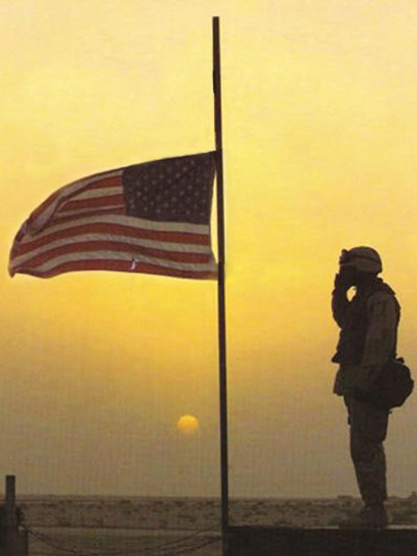 6 US Soldiers died in Afghanistan today 12/17/13