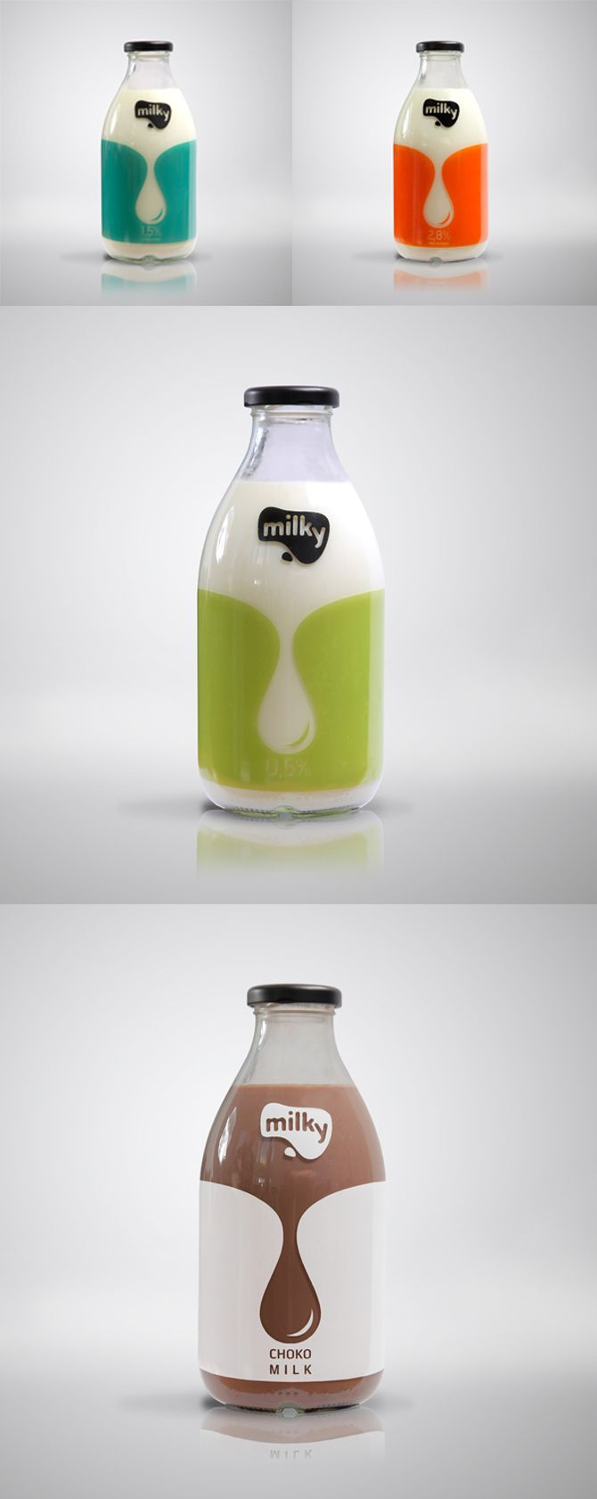 Milk Packaging Designs For Inspiration - We Design Packaging