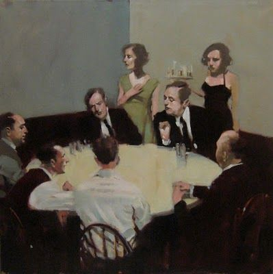 Contemporary Art - Michael Carson, American Artist ~ Blog of an Art Admirer