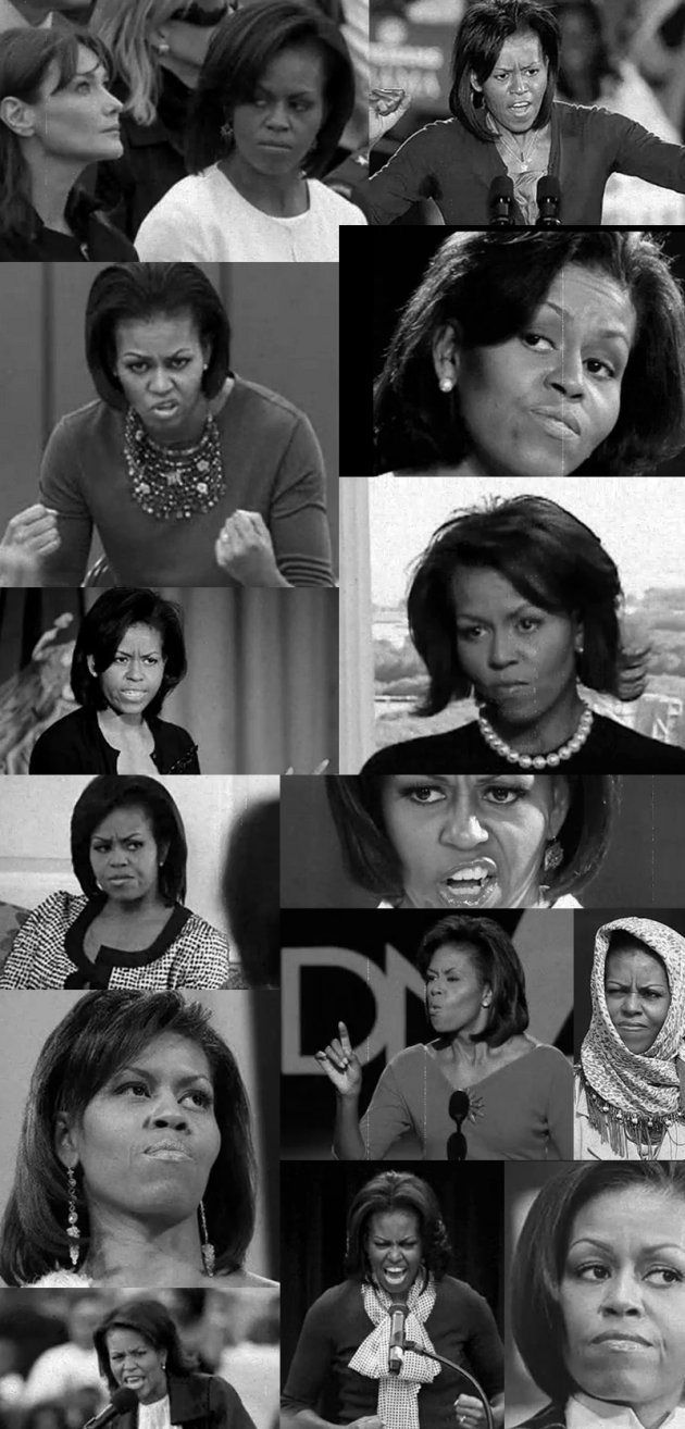 """Michelle Obama aka FLOTUS: """"Our rules will not be ignored"""" !"""