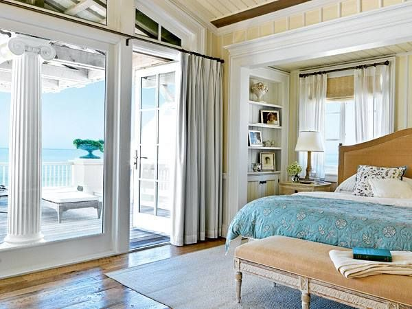 Master Bedroom For A Beach House