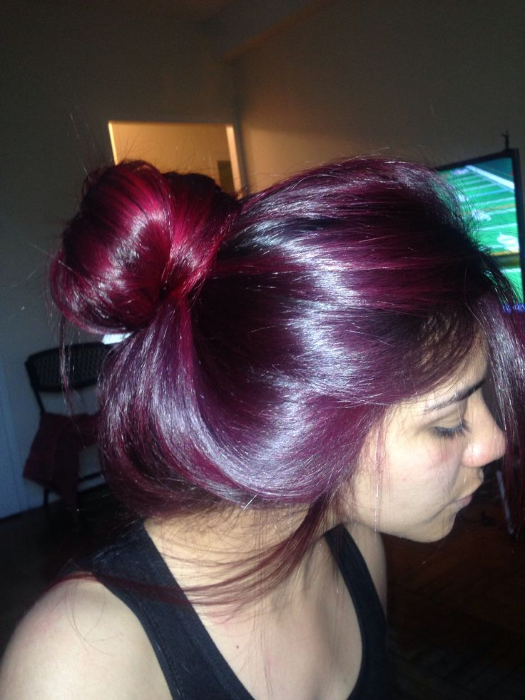 Loreal Feria Ultra Violet Hairstyle Inspirations 2018