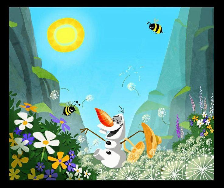 Disney Frozen In Summer Clip Art   Disney Clip Art   Pinterest (736 x 616 Pixel)