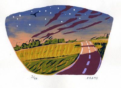 Dawn Driving