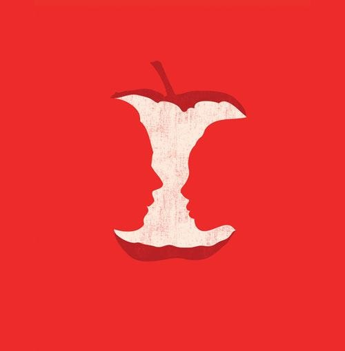 The Apple of my Eye print by Budi Satria Kwan
