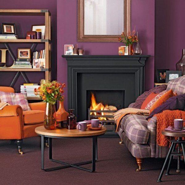 Interieur woon kleuren van 2014 for Huis interieur kleuren