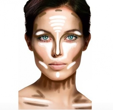 contouring & highlighting