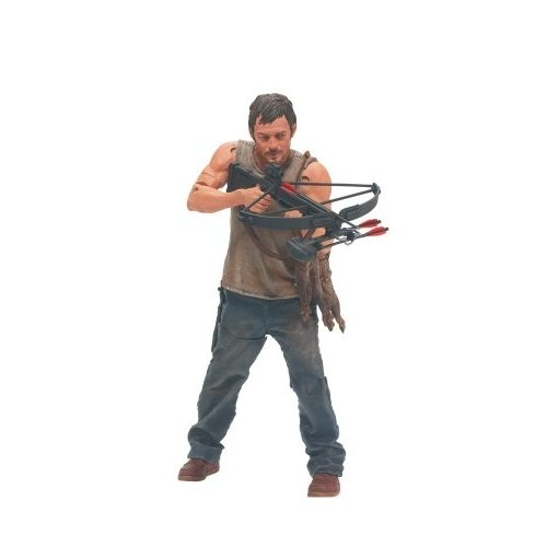 Daryl Dixon Action Figure: Yes please.