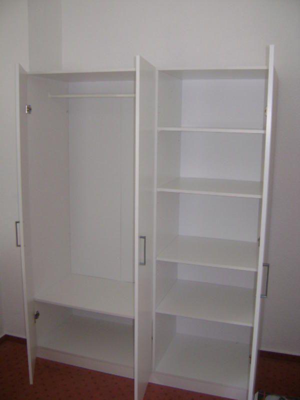 Ikea Dombas Triple Door Wardrobe