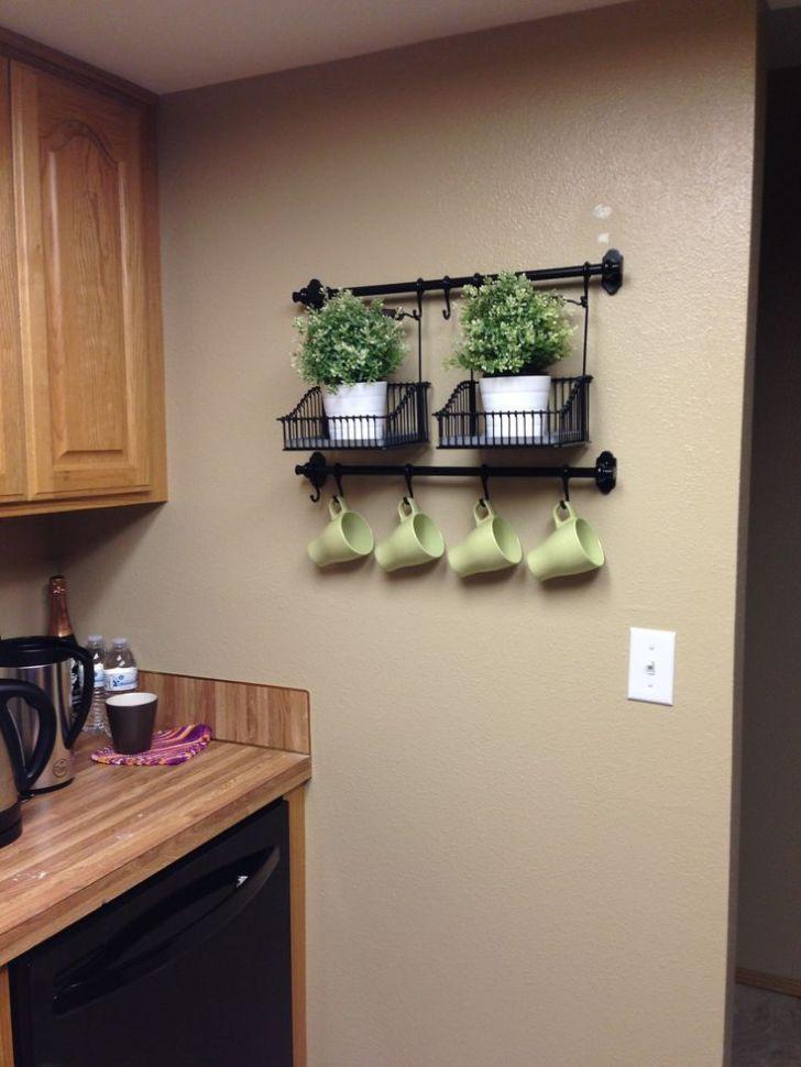 Wall Decor Ideas Pretty Kitchen Design