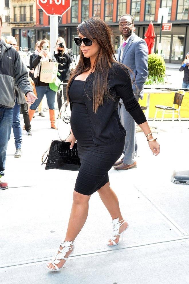 Ms. Kim Kardashian (Pregnant) ...XoXo