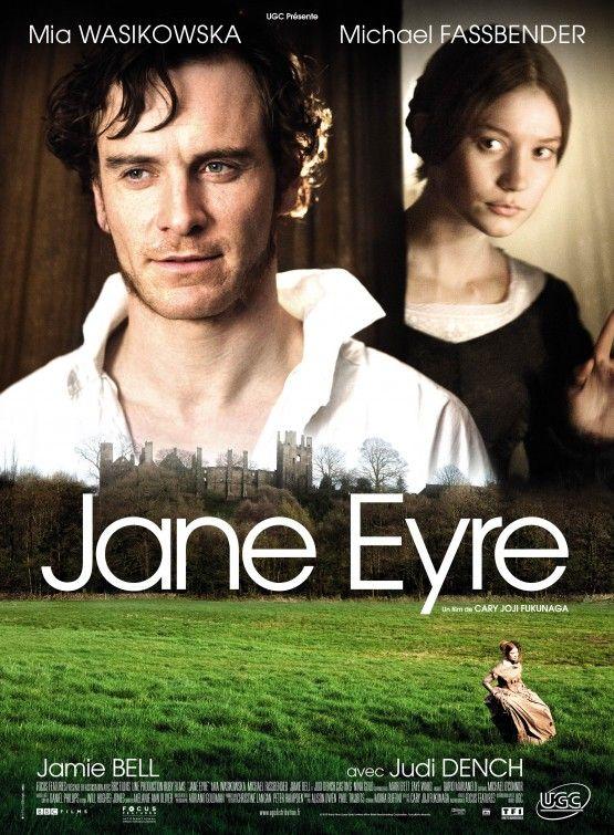 Poster design by AddressDesign - Jane Eyre (2011) #charlottebronte #caryfukunaga