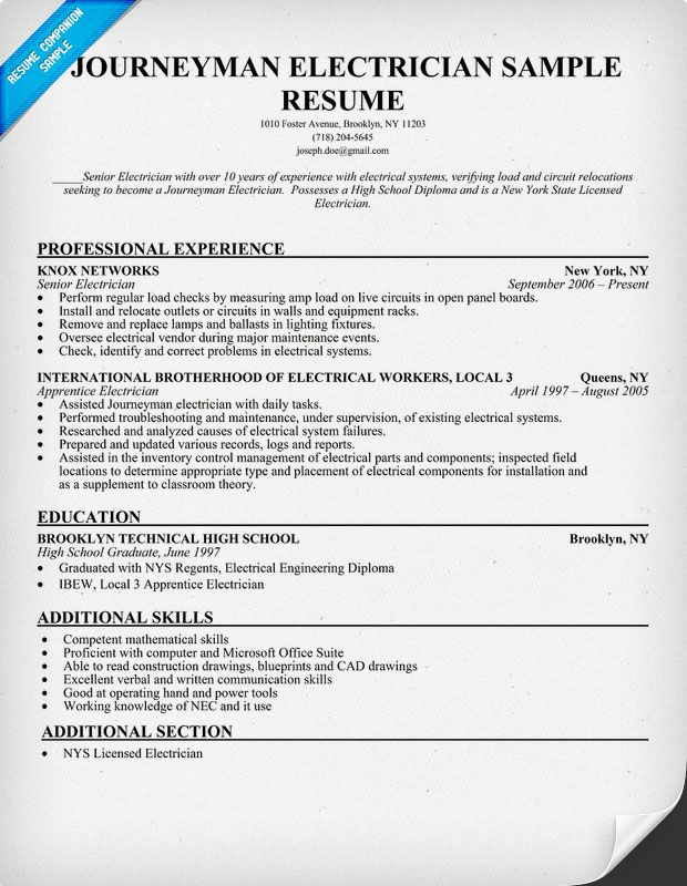 pin by resume companion on resume samples across all industries pin