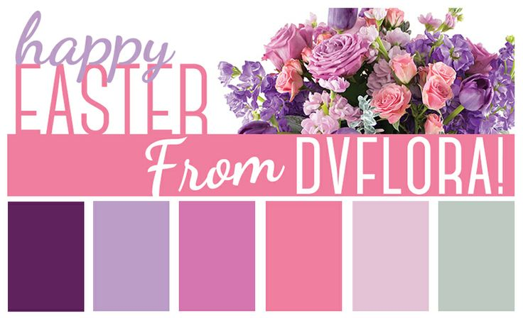 happy easter color palettes pinterest