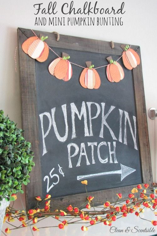 Fall In Love With Fall (Link party Features)