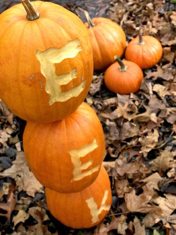 EEK! More Pumpkin Carving Ideas