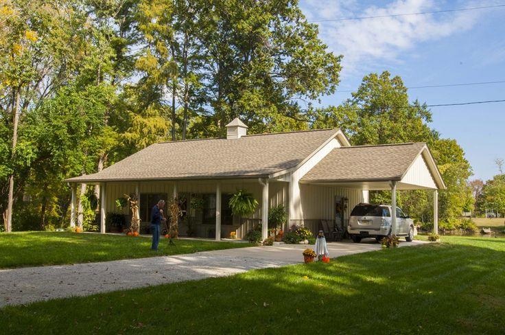 Morton Buildings With Living Quarters Joy Studio Design