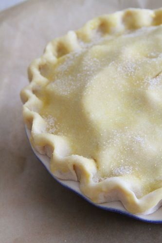 All-Butter Pie Crust {Pâte Brisée} with How-To Tutorial