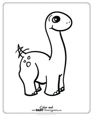 printable coloring pages about baby dinosaurs cooloring com