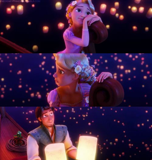 I will find the real-life version of Flynn Rider, and we will get married and live happily ever after. Don't even try to get near him. I will smash your head in with a frying pan.