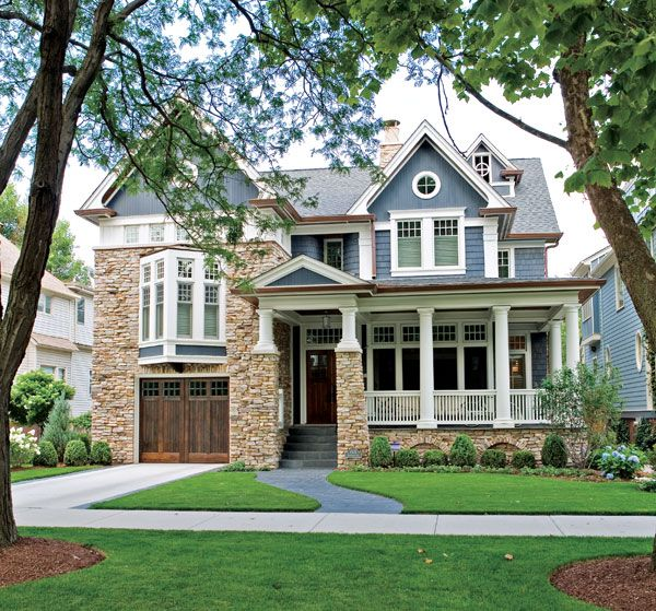 Traditional Home- Chicago