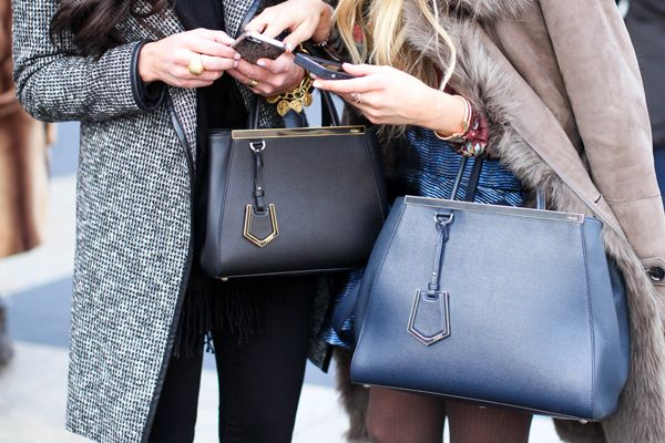 Fendi for me and Fendi for you. Follow us at www.birdaria.com. Love it, Like it, Pin it!!
