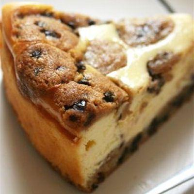 3 Step Cookie Dough Cheesecake