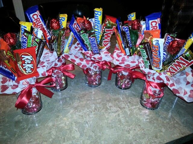 Valentines Day Candy Bouquets Images Frompo