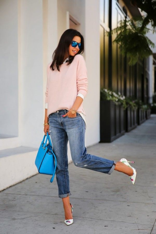 Spring 2014 – Jeans Fashion Trends