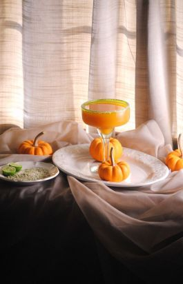 pumpkin margarite