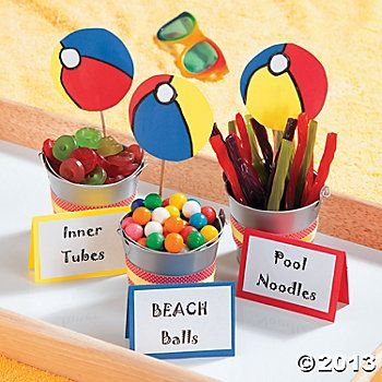 pool party favors | Pool Party Favors - Oriental Trading