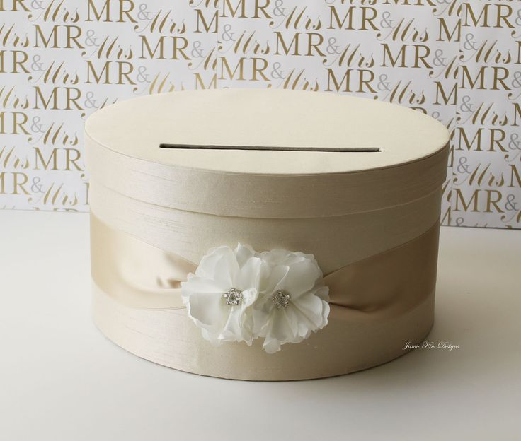 Reception Gift Card Box 50th Anniversary Party Ideas