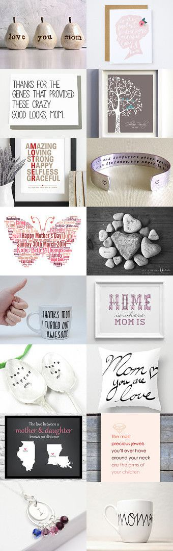 Etsy treasury: Mumsy