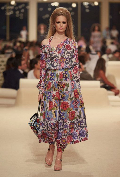 Ready-to-wear - CRUISE 2014/15 - Look 56 - CHANEL