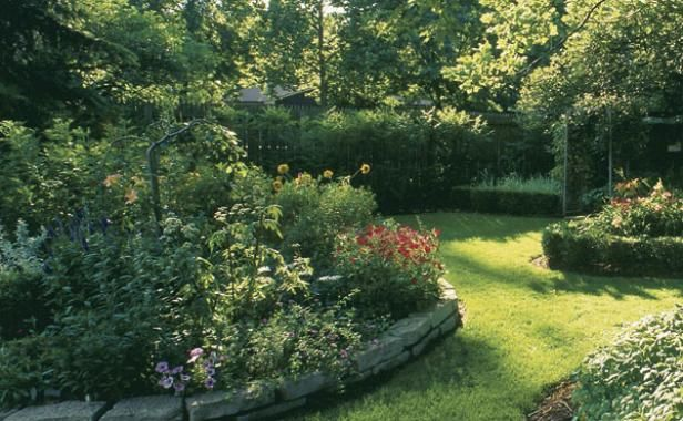 Image result for sun shaded garden