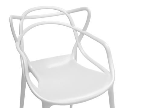 baxton studio aeriss stackable modern dining chairs white set of 2 rh umjkv p7 de