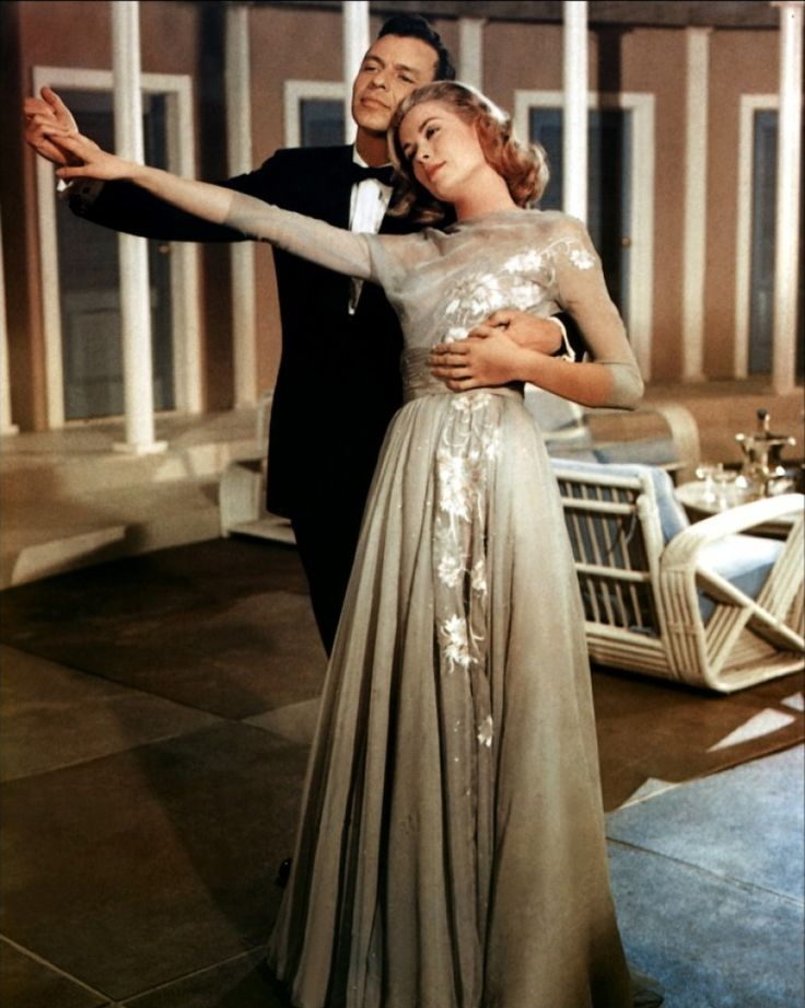 "Frank Sinatra & Grace Kelly - ""High Society"" (1956)"