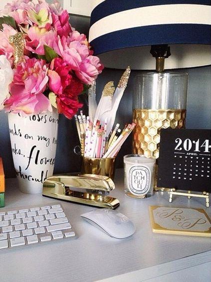 Dress Your Desk | Casa & Company by Sabrina Soto