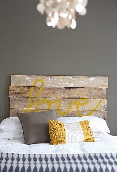 headboard by House Tweaking
