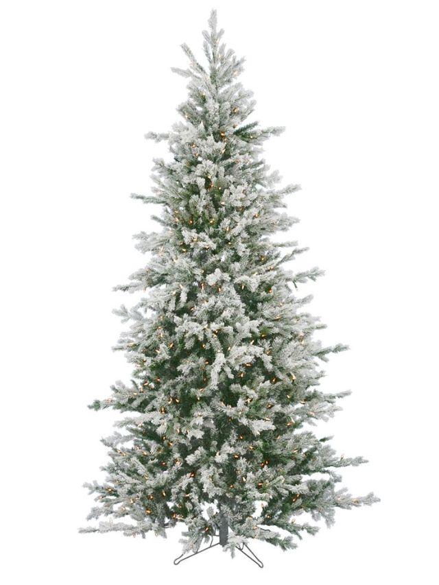 básico en Navidad un árbol