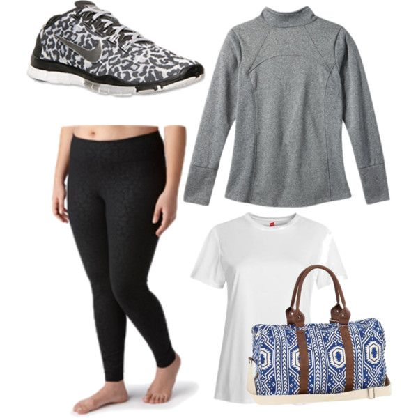 """""""Work out!"""" by laurenraeatkins on Polyvore"""
