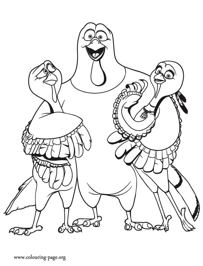 free birds movie coloring page beautiful coloring pages pinterest