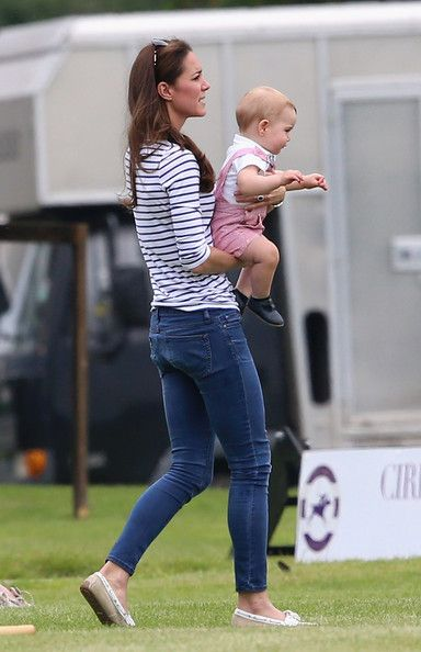 Kate Middleton - Maserati Jerudong Trophy. Love to see royals taking it easy!
