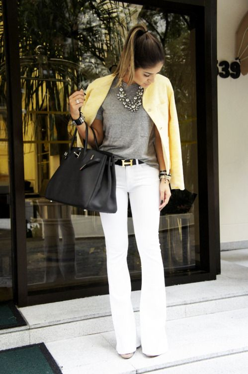 if only- statement necklace, hermes belt, black birkin