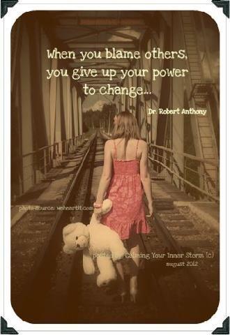 Don't be a victim be a survivor!!!!