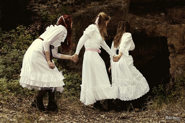 Picnic at Hanging Rock tribute by Mirko Macari, via Flickr