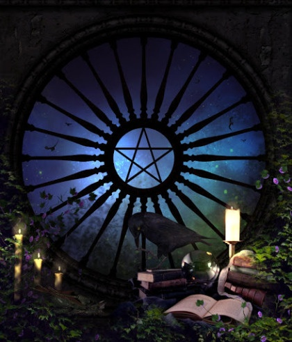 Welcome To Witches Of The Craft's Home Page.