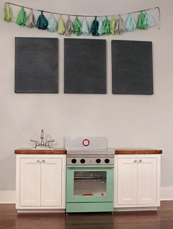 Reader Redesign: Mini Kitchen Masterpiece | Young House Love
