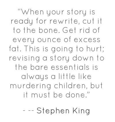 Stephen King Quote ....ohhh the love I have for this man